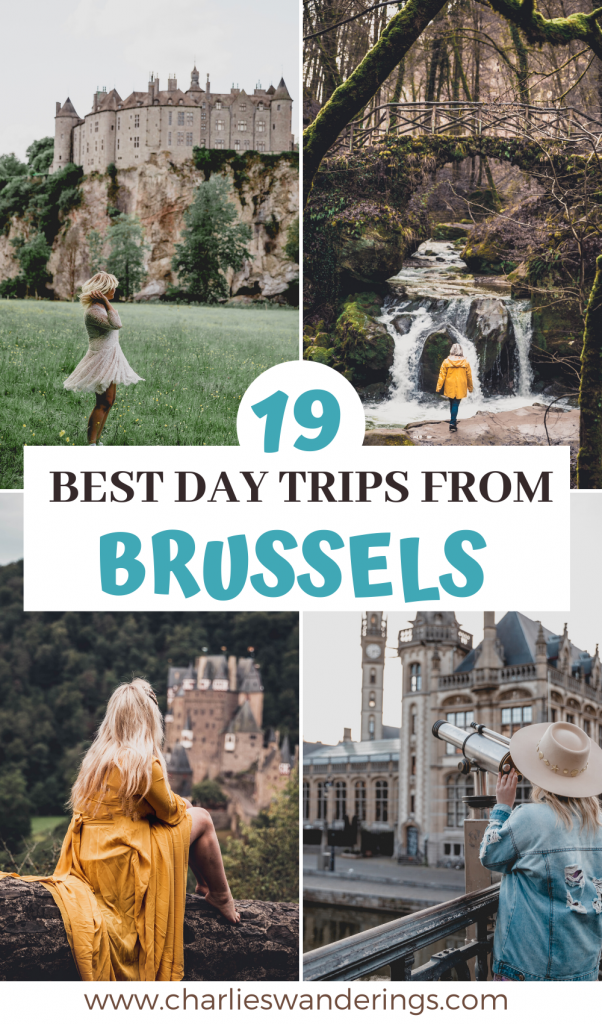 19 Best Day Trips From Brussels You Shouldn't Miss