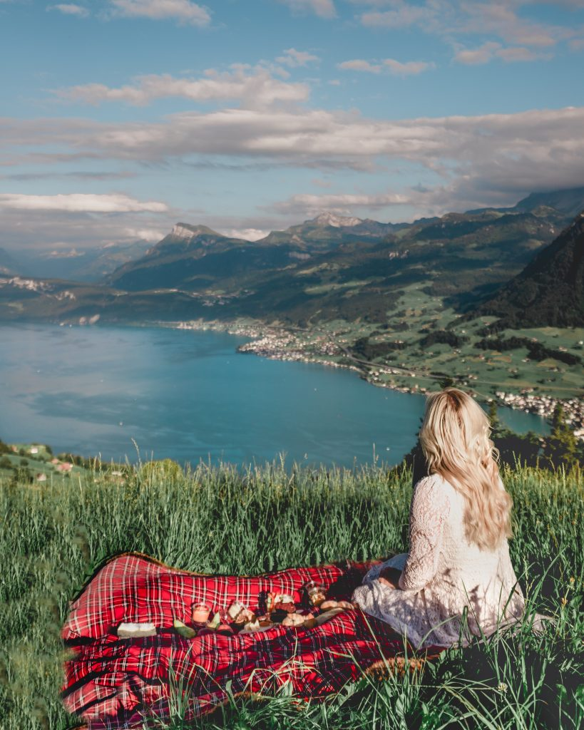 Staying at Villa Honegg - The Best Boutique Hotel in Switzerland