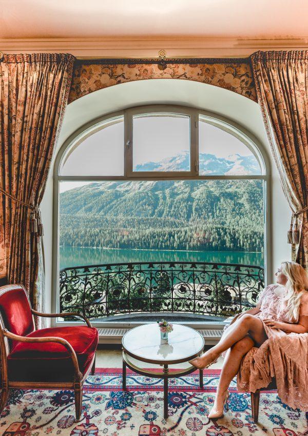 Where to Stay in St. Moritz  – Kulm Hotel St. Moritz