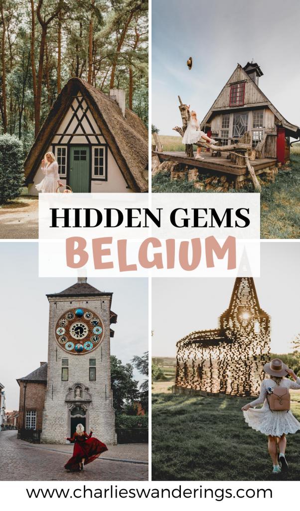 hidden gems in Belgium