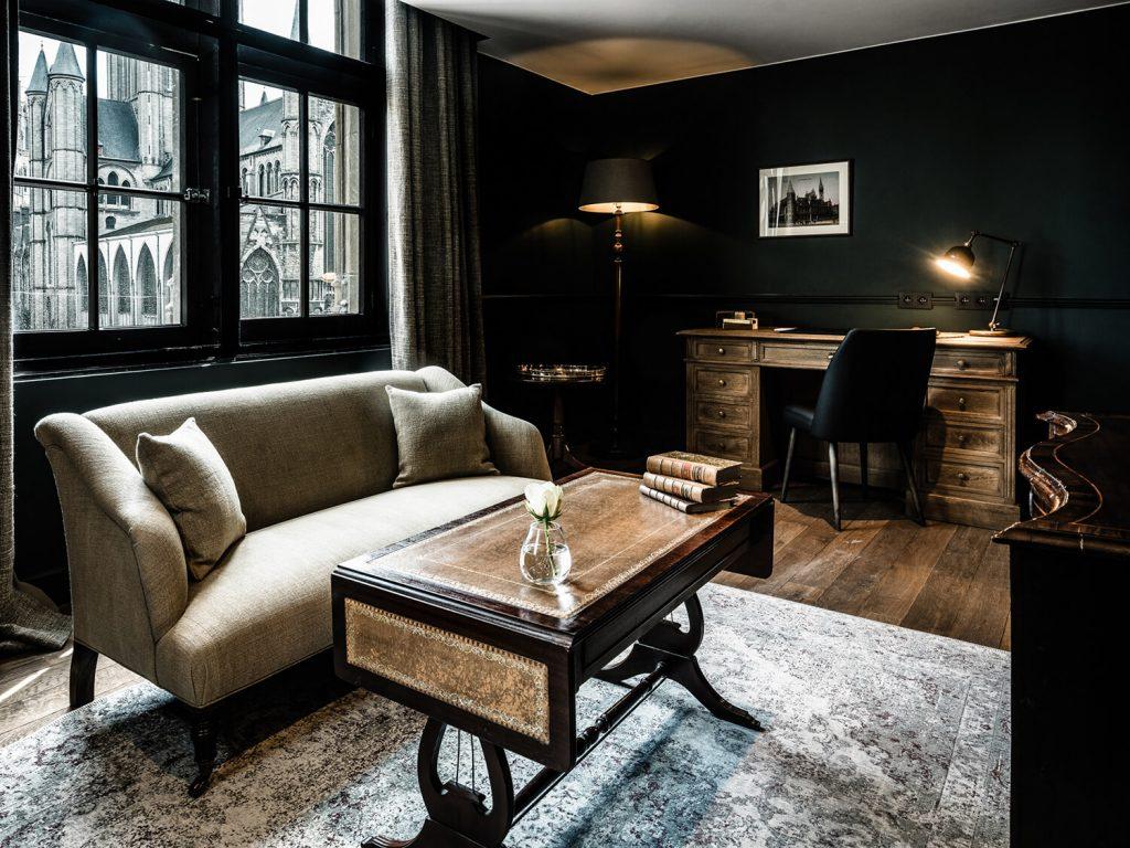 unique places to stay in belgium
