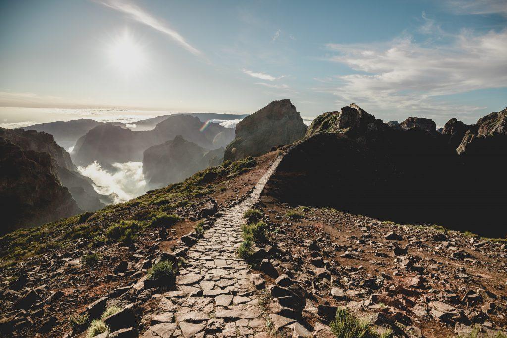 Hiking Trails In Europe