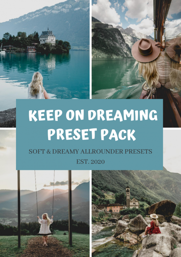 Keep On Dreaming Preset Collection