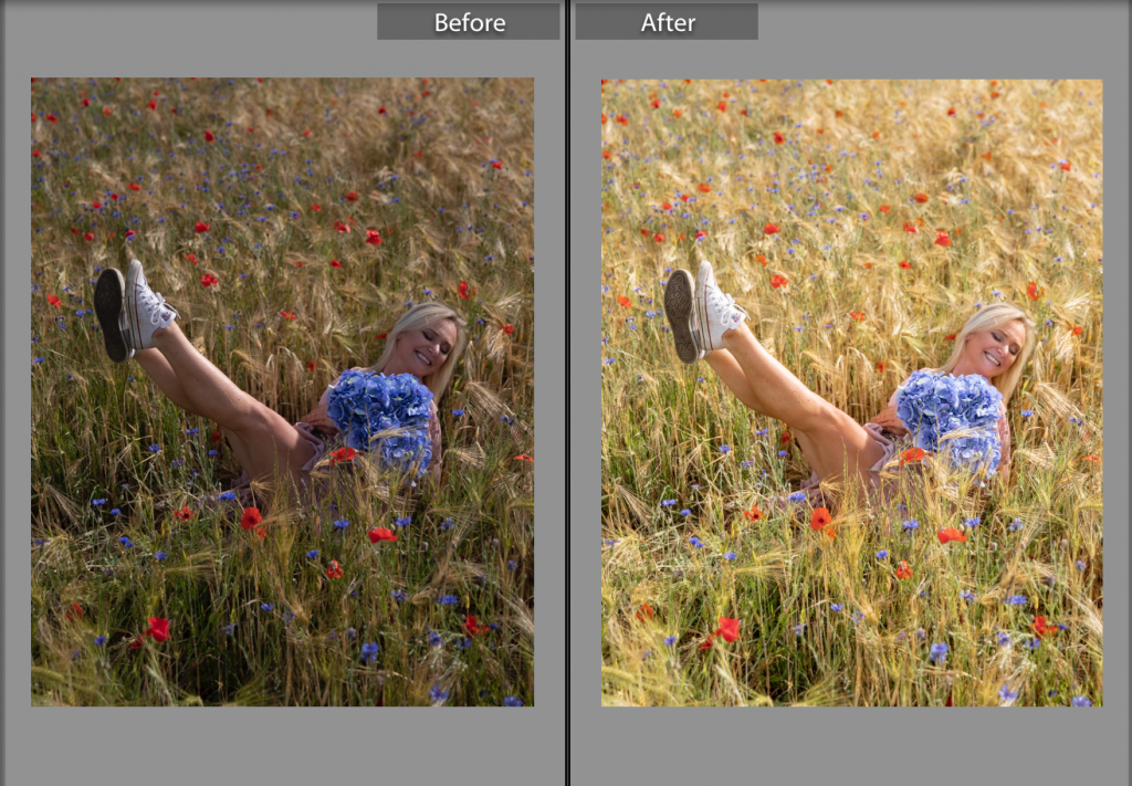 How To Change Your Skin Tone in Lightroom