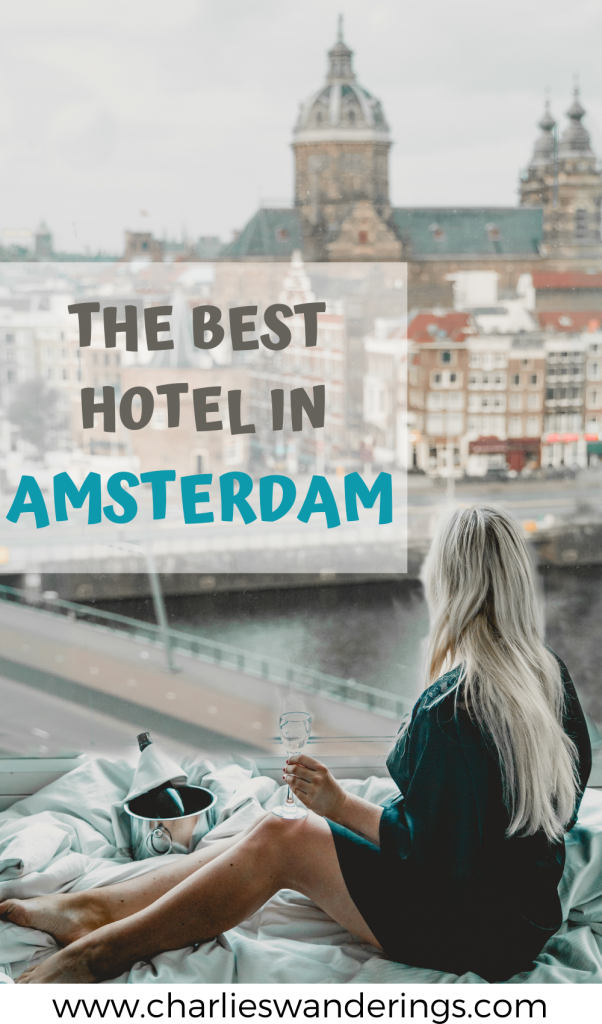 Where To Stay in Amsterdam - DoubleTree by Hilton