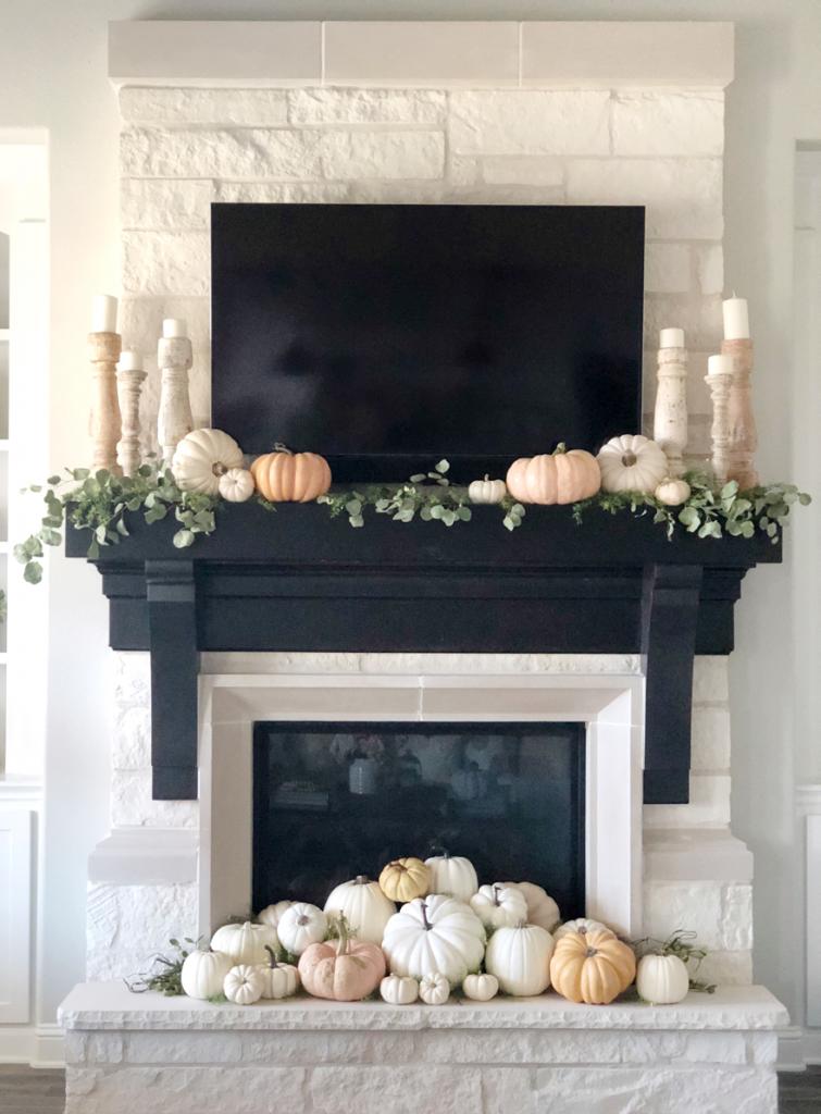 Beautiful Autumn Decorations Ideas For Indoors